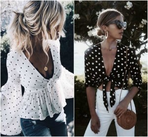 Trend Alert: Pretty In Polka Dots