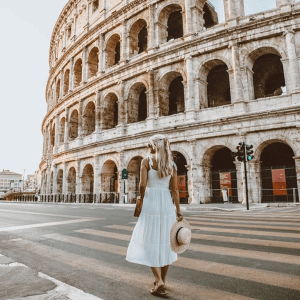 Travel Tuesday: A Roman Holiday