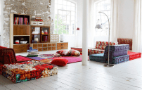 hippie-living-space