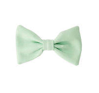 American Apparel Mint Hair Bow