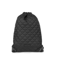 Topshop Quilted Drawstring Bag