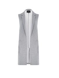 River Island Grey Jersey Jacket