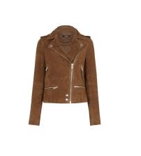 Suede Biker Jacket, £195