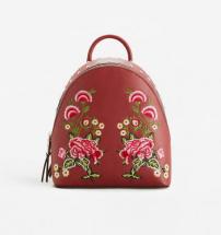 Mango Embroidered Rucksack
