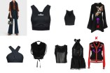 See by Chloé, Adidas by Stella McCartney, Alexander Wang, the NO is for Molly Braken, Cushnie et Ochs, J. W. Anderson, Koralline, Vicolo, the last NO is for Class Roberto Cavalli.