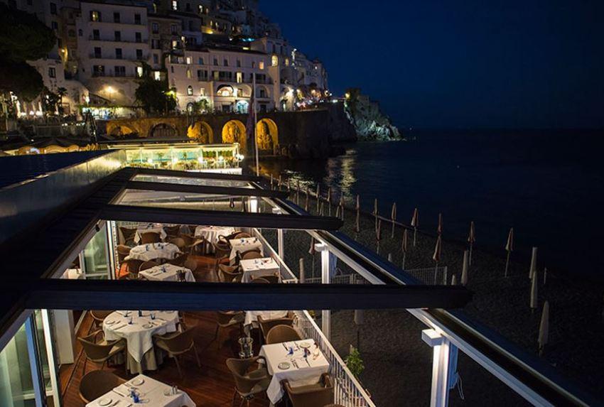 Amalfi. Cosa fare e dove mangiare. Ristorante Marina Grande - thestylelovers.com