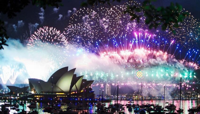 Australia capodanno a Sidney fuochi Opera house - thestylelovers.com