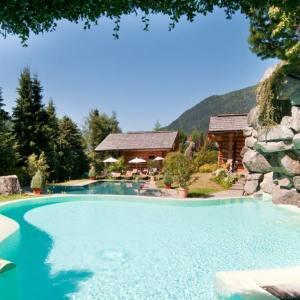 Austria terme - Ronacher vasca esterna spa - The Style Lovers