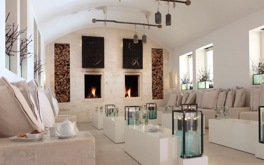 Borgo Egnazia bar - The Style Lovers