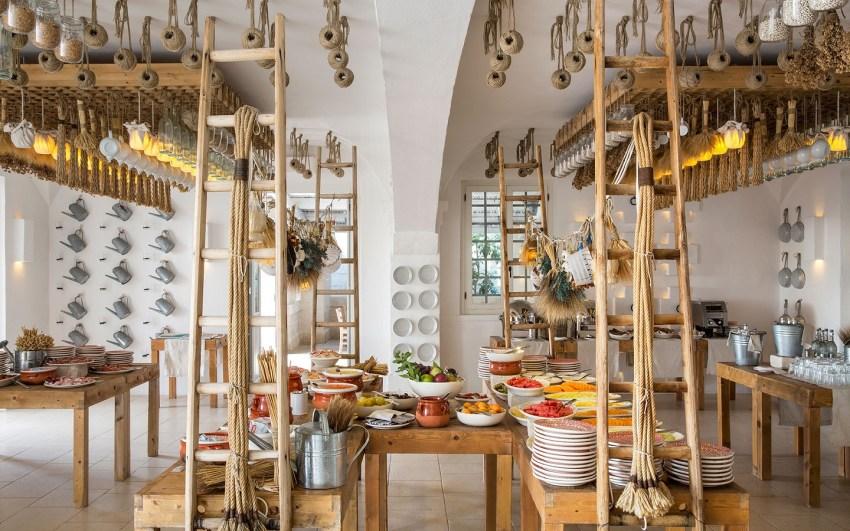 Borgo Egnazia dettagli cucina - The Style Lovers