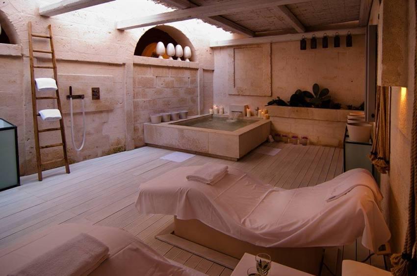 Borgo Egnazia spa interno - The Style Lovers