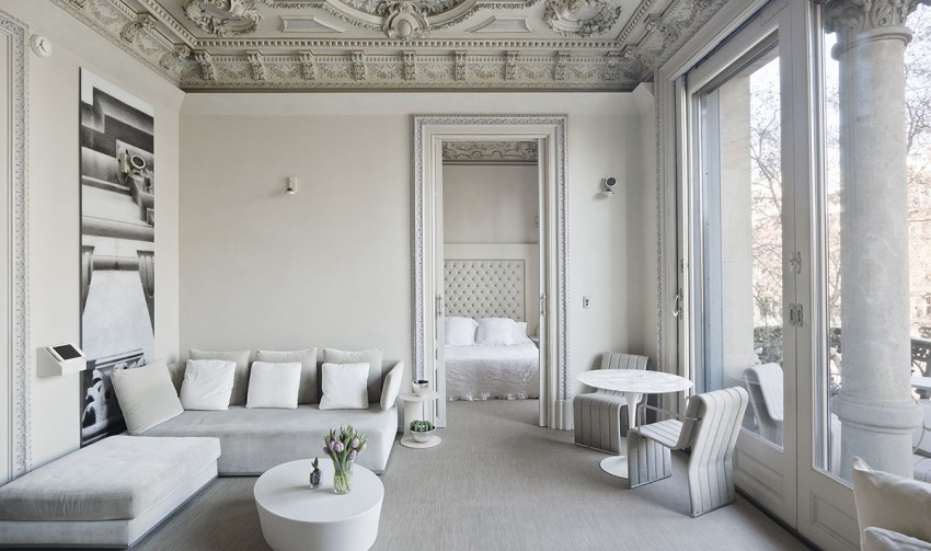 Boutique hotel di lusso a Barcellona - El Palauet luxury hotel barcelona - thestylelovers.com