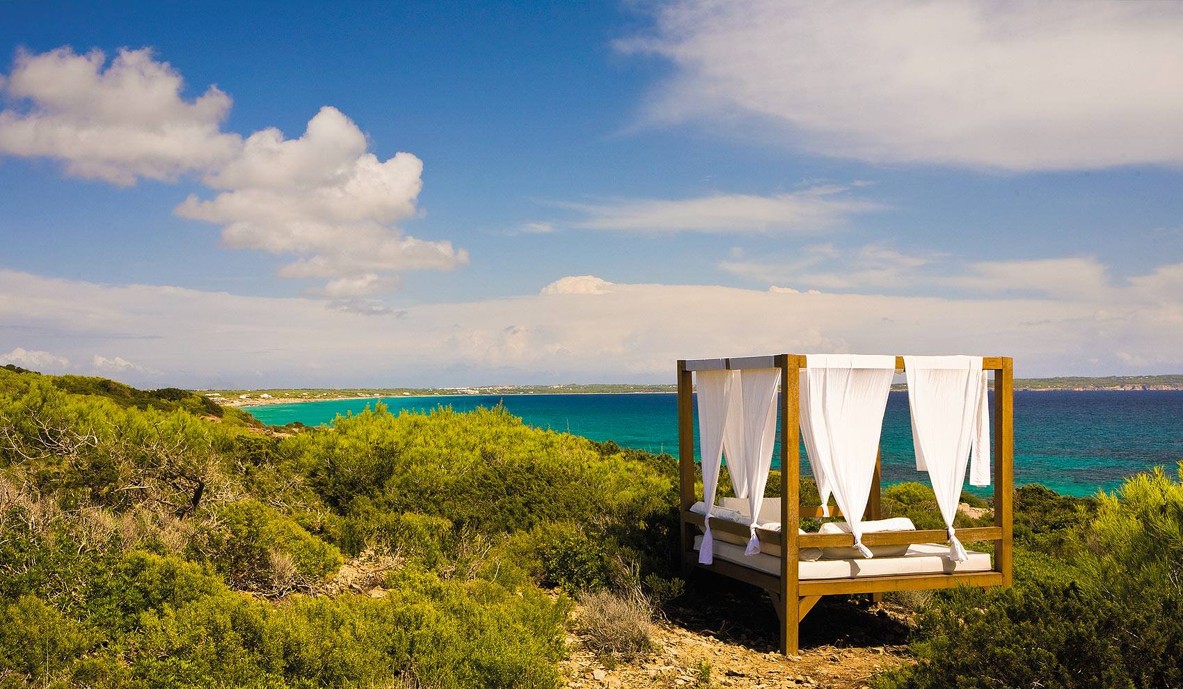 Formentera. 5 chic hotels ...and one could be your wedding venue ...