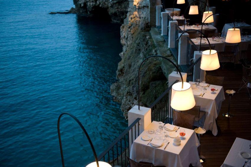 Grotta Palazzese Cena in uno dei ristoranti più romantici al mondo - thestylelovers.com