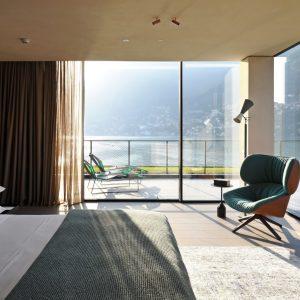 Il Sereno design hotel di lusso sul Lago di Como suite interno - thestylelovers.com