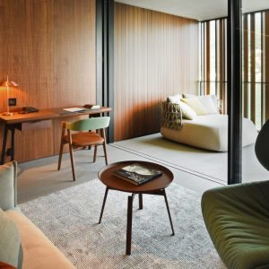 Il Sereno design hotel di lusso sul Lago di Como suite living - thestylelovers.com