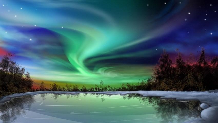 Islanda aurora boreale - thestylelovers.com