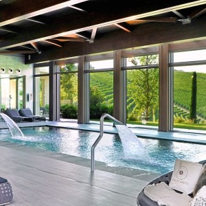 Langhe dove dormire. Il Boscareto piscina - thestylelovers.com