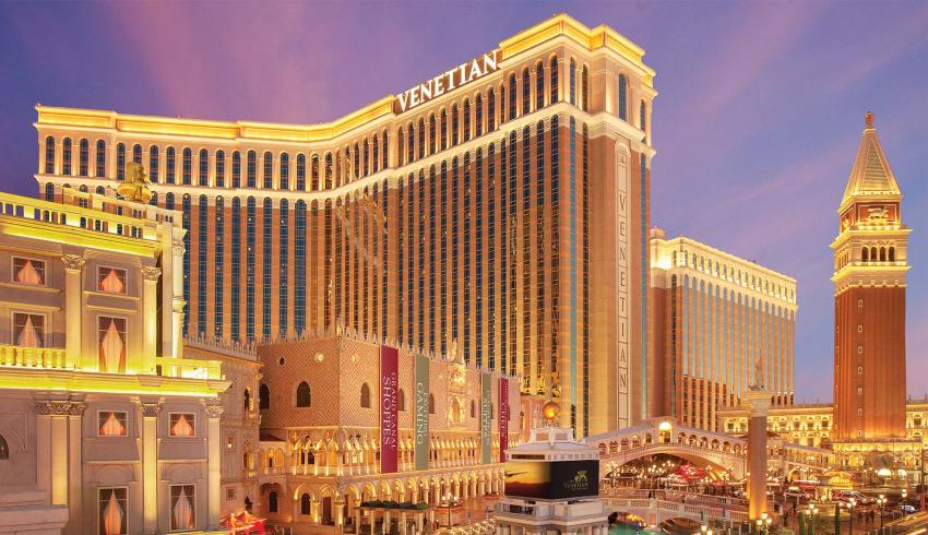 Las Vegas hotel Venetian esterno - thestylelovers.com