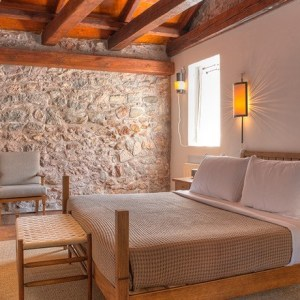 Montenegro Aman Sveti Stefan room - The Style Lovers