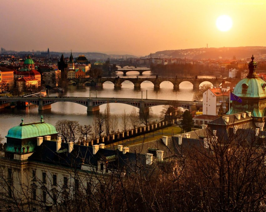 Praga panorama - The Style Lovers