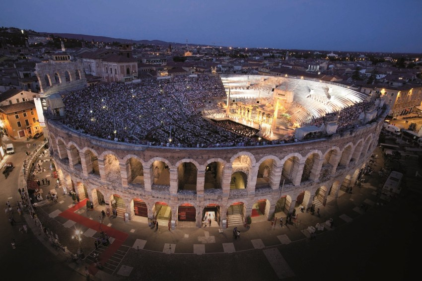Una serata all'Arena di Verona_Foto Ennevi_2017