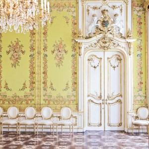Vienna dove dormire. Palais Coburg Residenz salon - thestylelovers.com