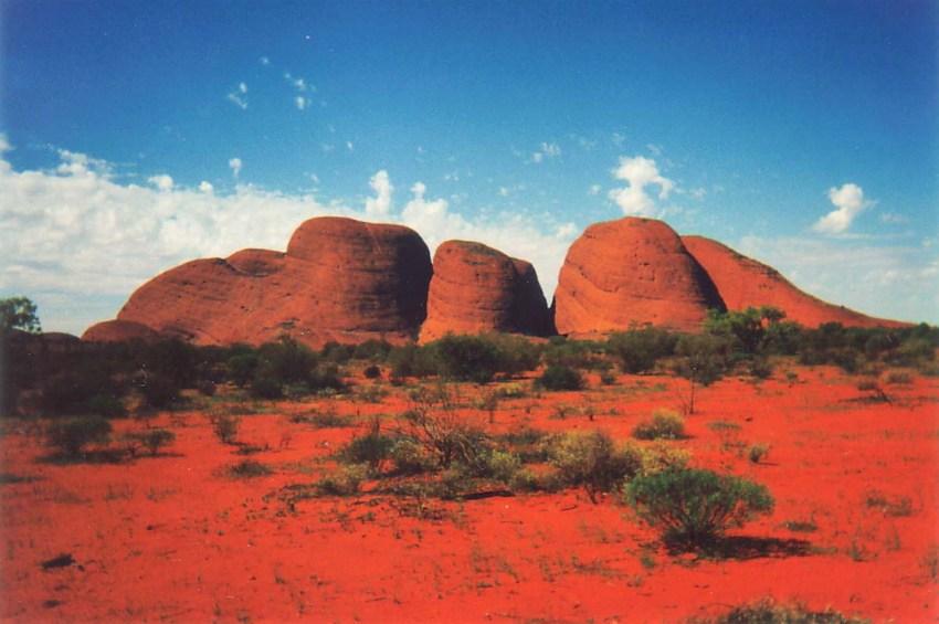 Visitare il Red Centre Australiano - Uluru - Kata Tjuta National Park Monti Olgas - thestylovers.com