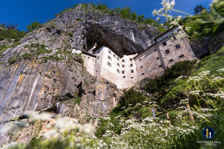 Visiting the Postojna Cave Park Predjama Castle - thestylelovers.com