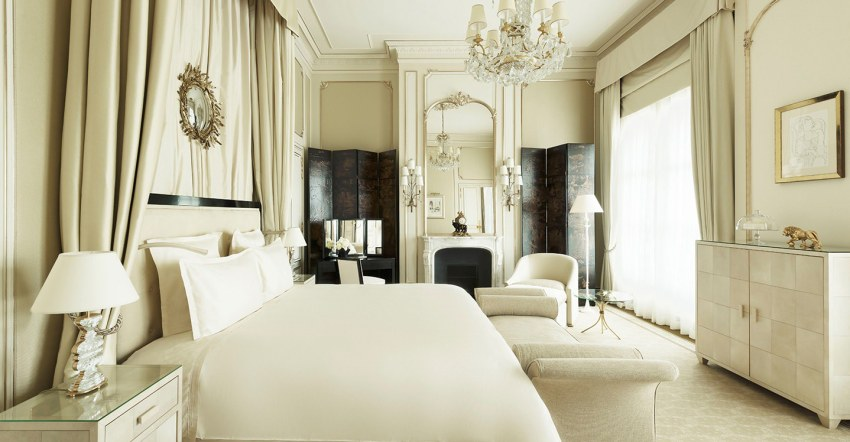 Ritz Paris - Coco Chanel suite - The Style Lovers