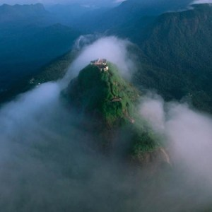 Salita all'Adam's Peak Sri Pada in Sri Lanka - thestylelovers.com