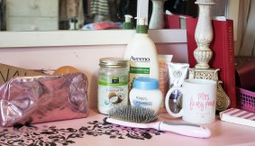 I used these items everyday to get ready.