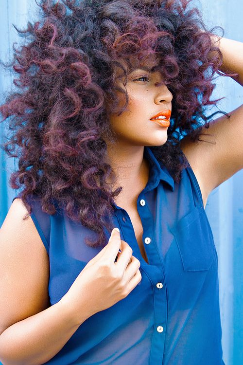 2015 Natural Hairstyles For African American Women The