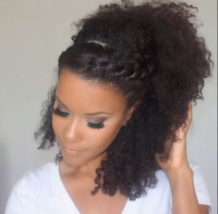 natural hairstyles for prom the style news network
