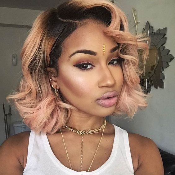 Updos Pixie African American