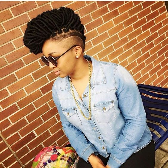 Now Trending Braids Amp Twists With Shaved Sides The