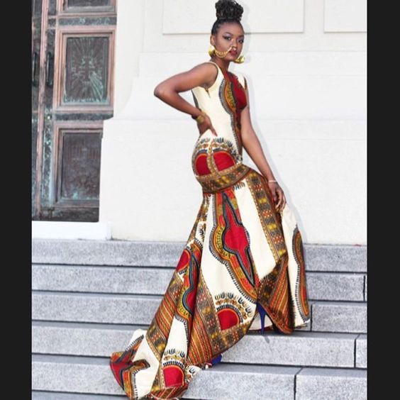 These African Themed Prom Wears Will Give You Life And You Will