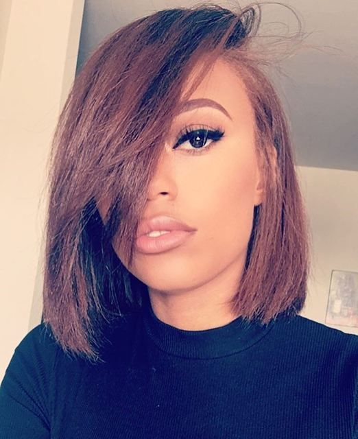 2018 Short Spring And Summer Hairstyles For Black Women