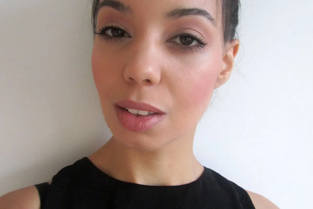 Audrey Hepburn inspired makeup