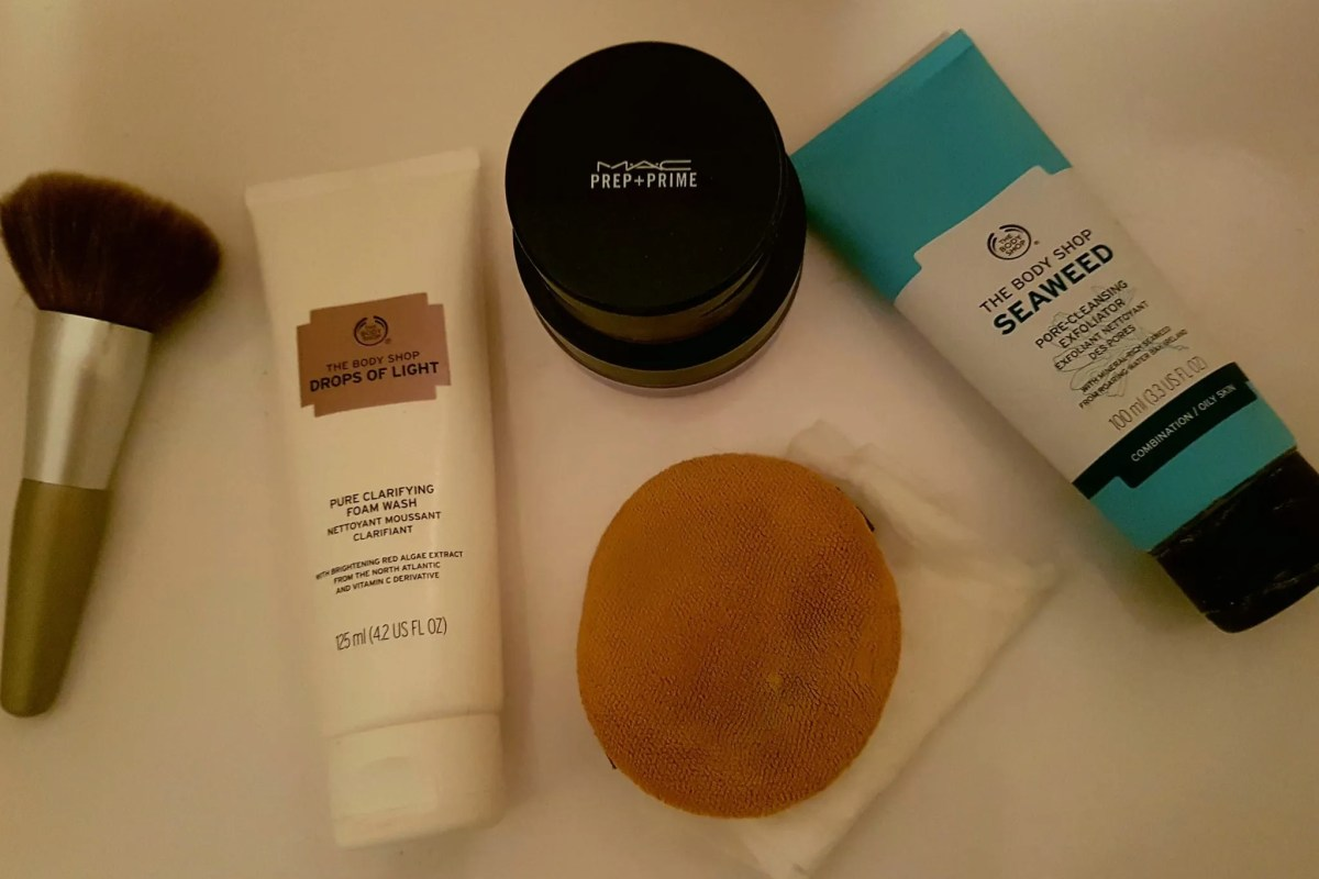 MUA Tips: How to really help oily skin