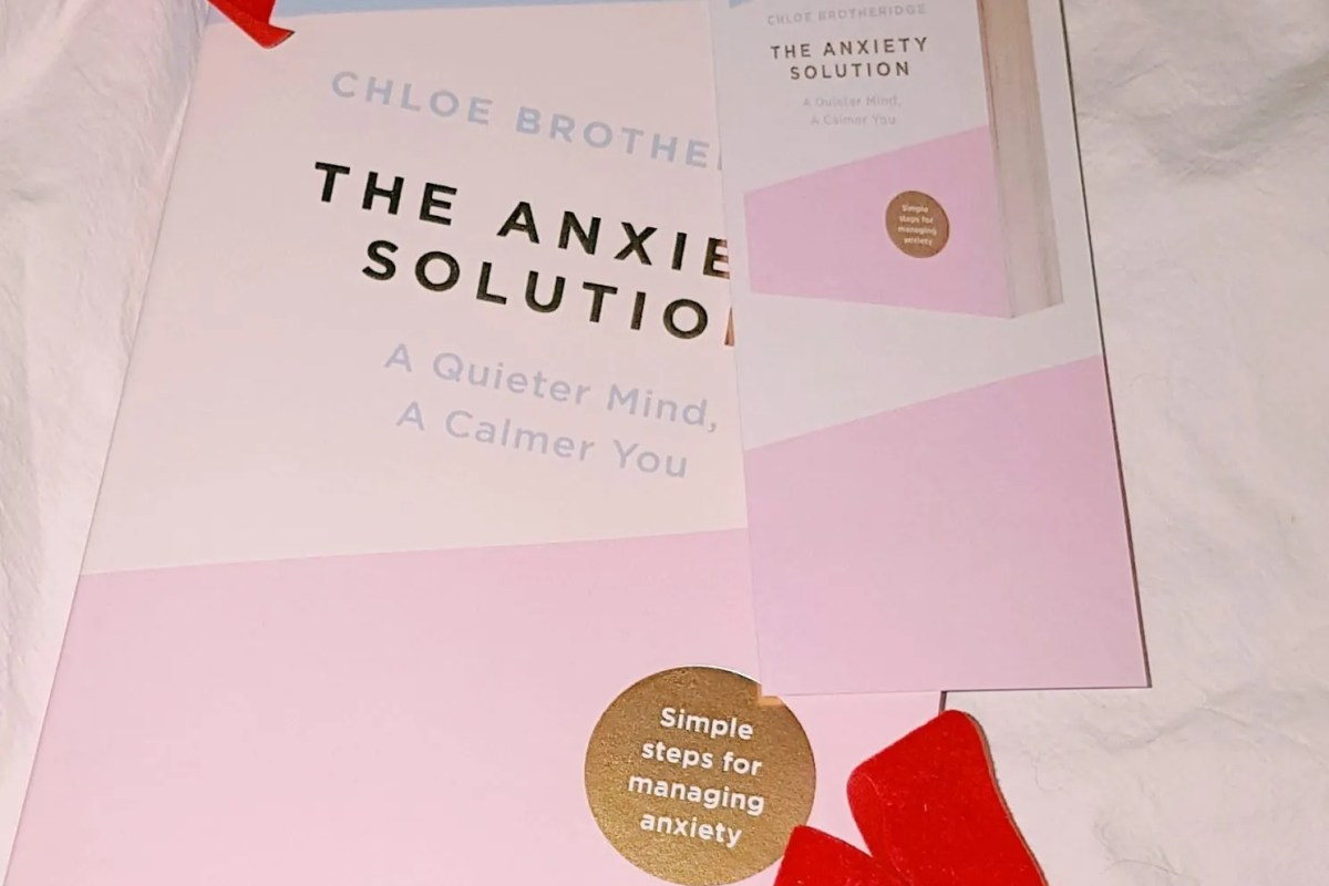 The Anxiety Solution: Book Review
