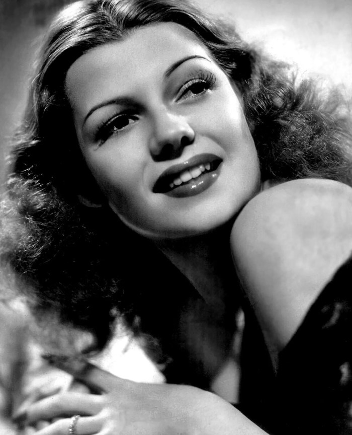 old hollywood women