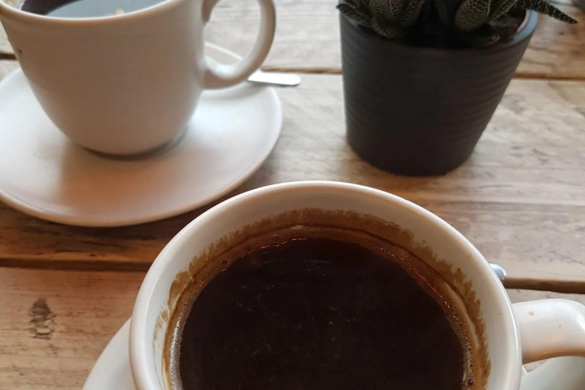 If We Were Having Coffee: Love & False Promises