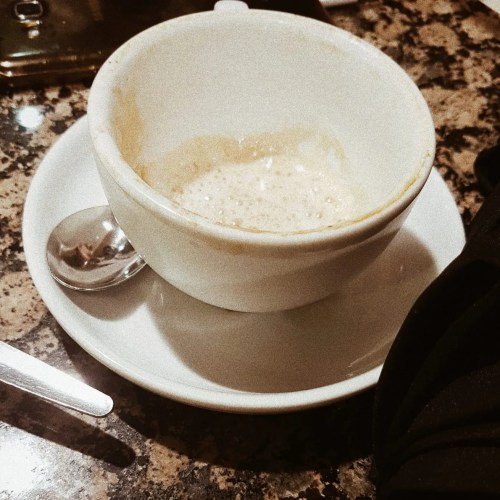 Cup of Coffee - Being young and feeling lonely - The Style of Laura Jane