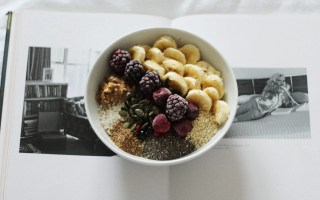 Scared to network - healthy breakfast - The Style of Laura Jane