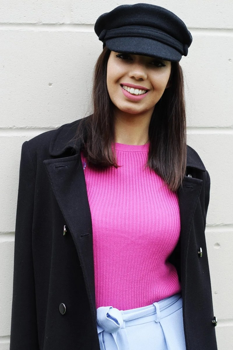 Mixed race girl - Instagram Blackfishing - The Style of Laura Jane