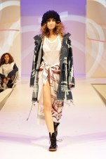 Next Generation Catwalk show held at Clothes show Live Birmingham featuring the best emerging designers from top universities across the country due to their talent and future success.