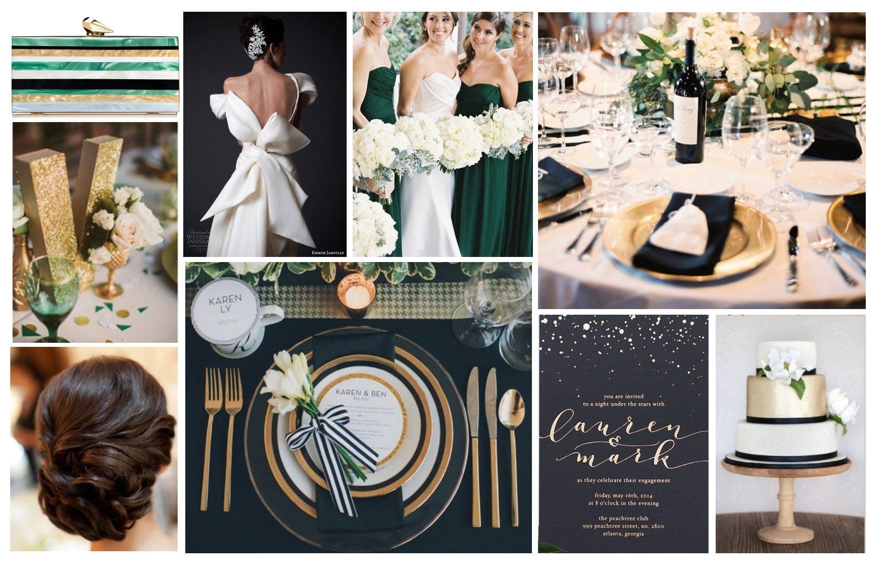 How To Design A Wedding Mood Board