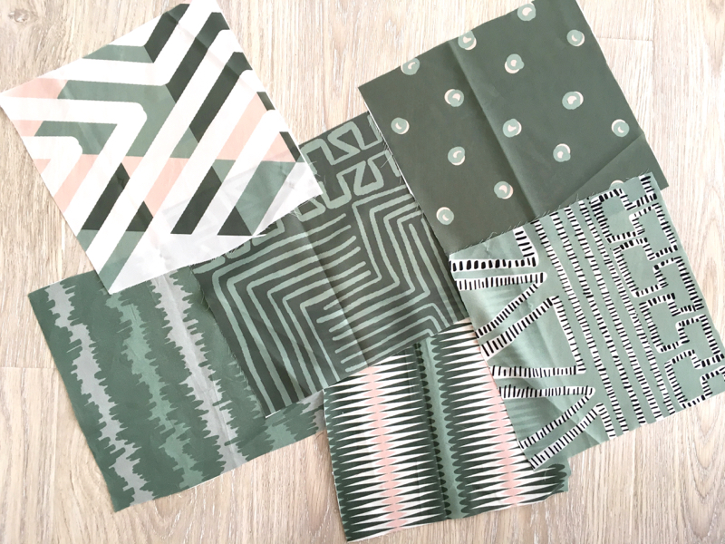 The style safari fabric, wallpaper and gift wrap prints available for sale on Spoonflower