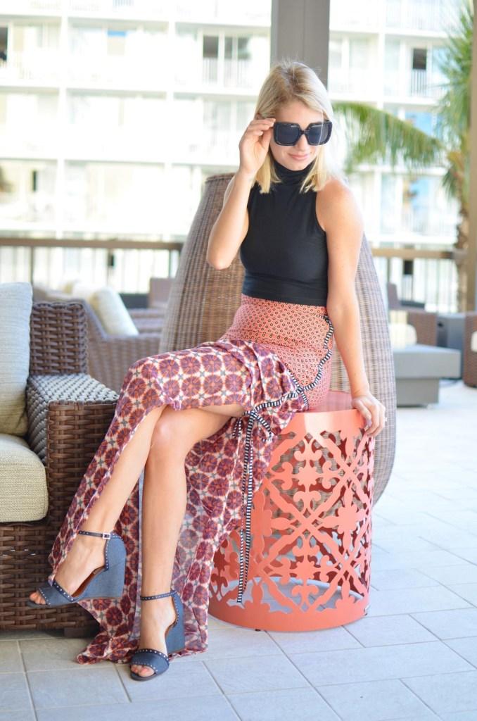 aston waikiki beach tower coral outfit